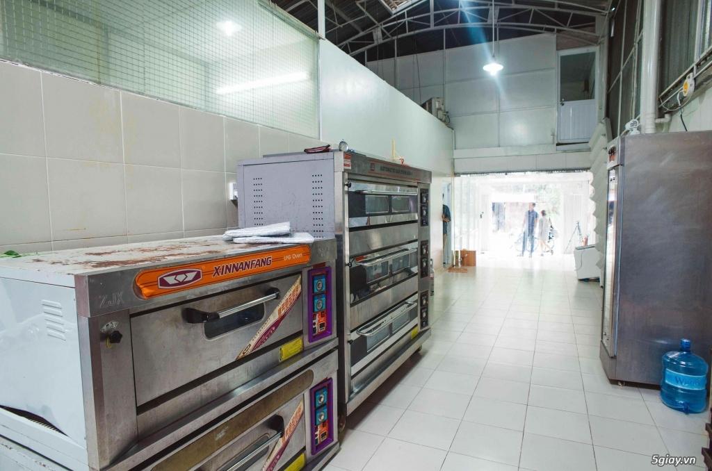 Cần sang nhượng xưởng sản xuất bánh Âu giá rẻ - 3