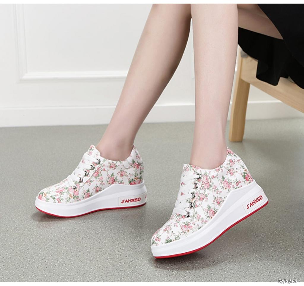 Giày nữ tăng chiều cao chất lượng tphcm - 5