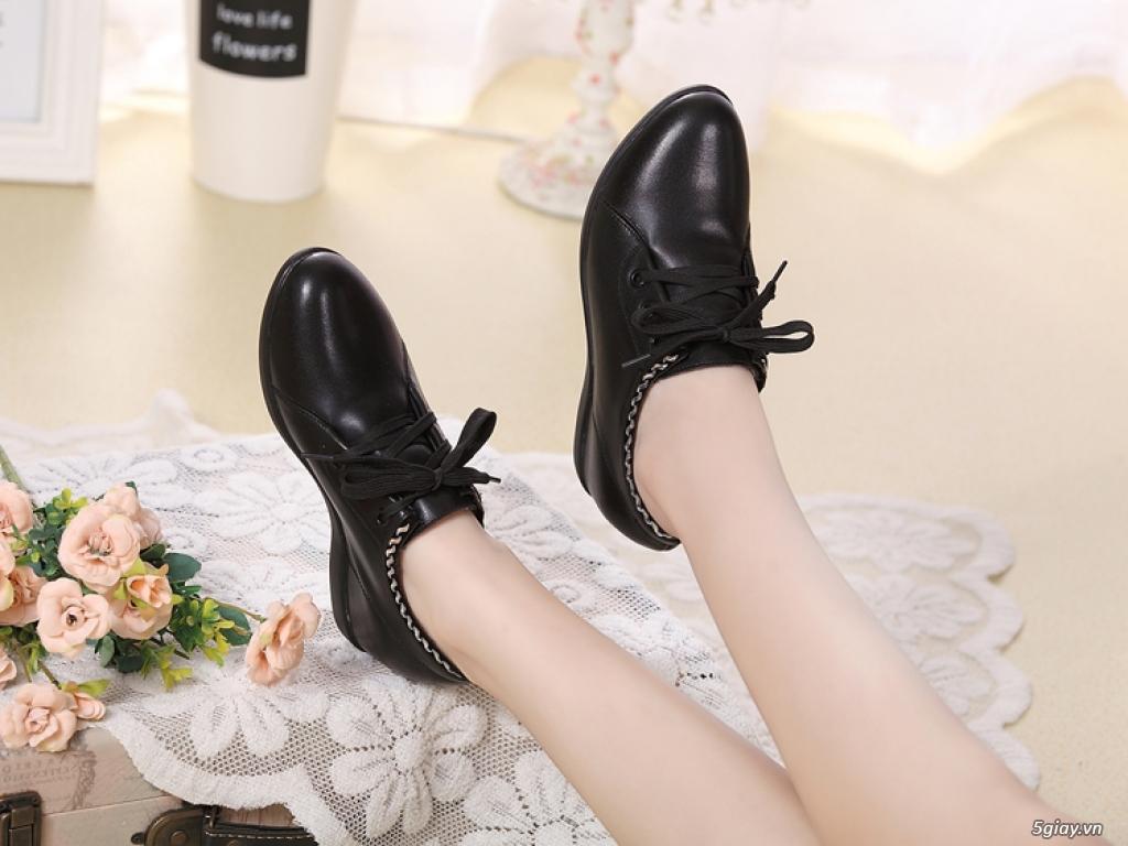 Giày nữ tăng chiều cao chất lượng tphcm - 10