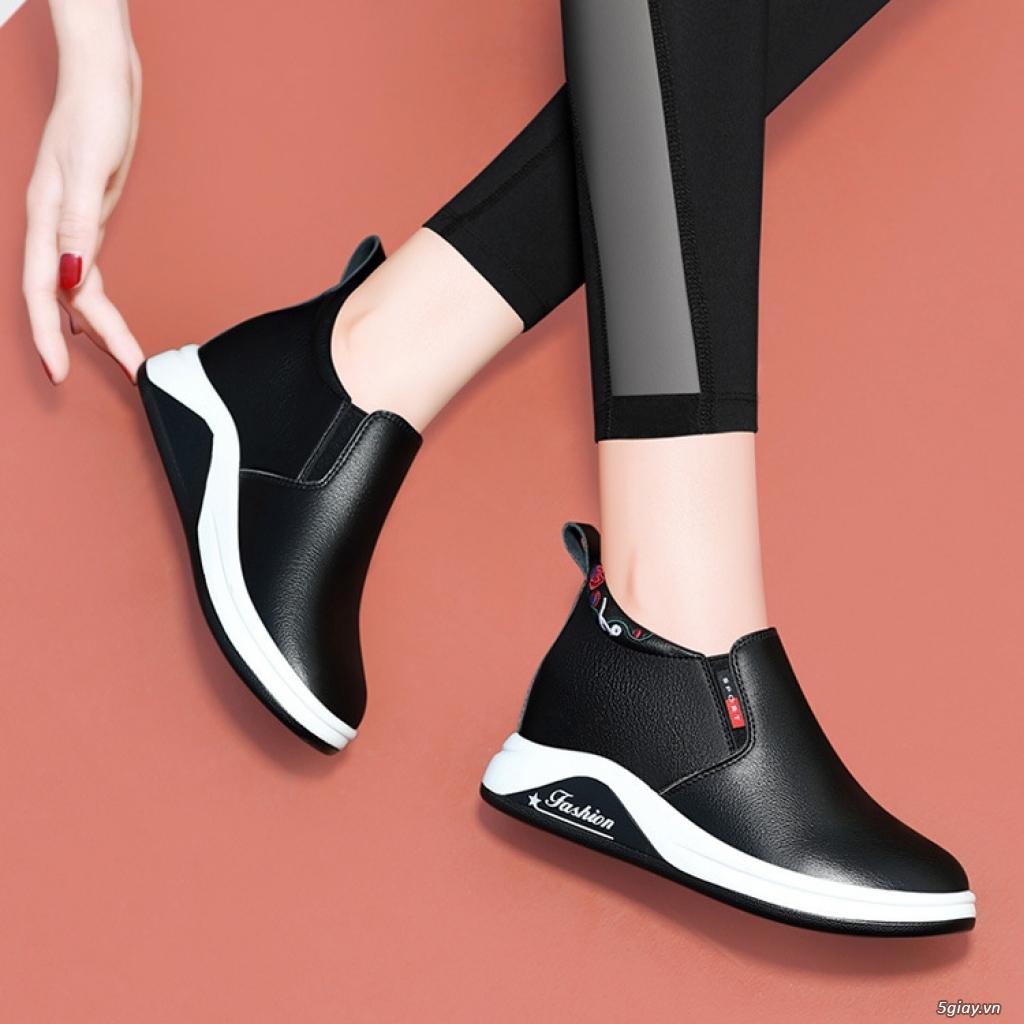 Giày nữ tăng chiều cao chất lượng tphcm - 2