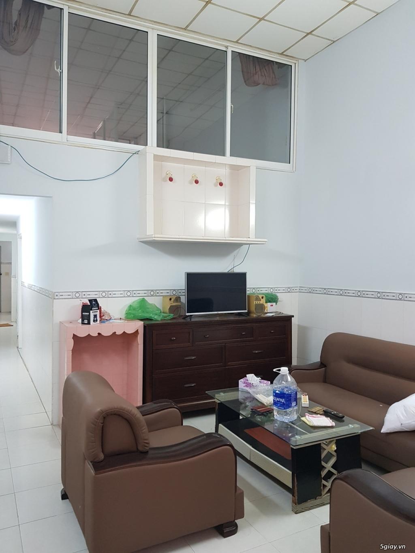 Cho thuê nhà đường Phạm Thế Hiển phường 7 - 1