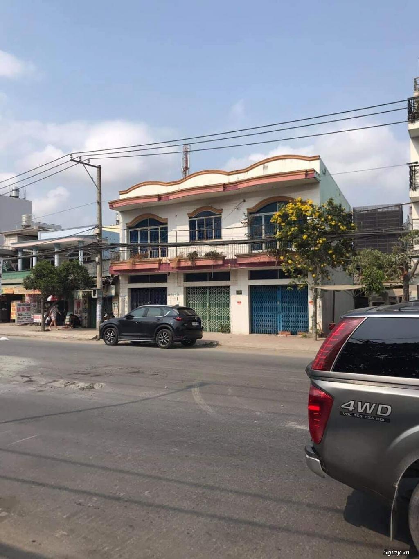 Nhà mặt tiền Huỳnh Tấn Phát Phú Mỹ Quận 7 12mx10m