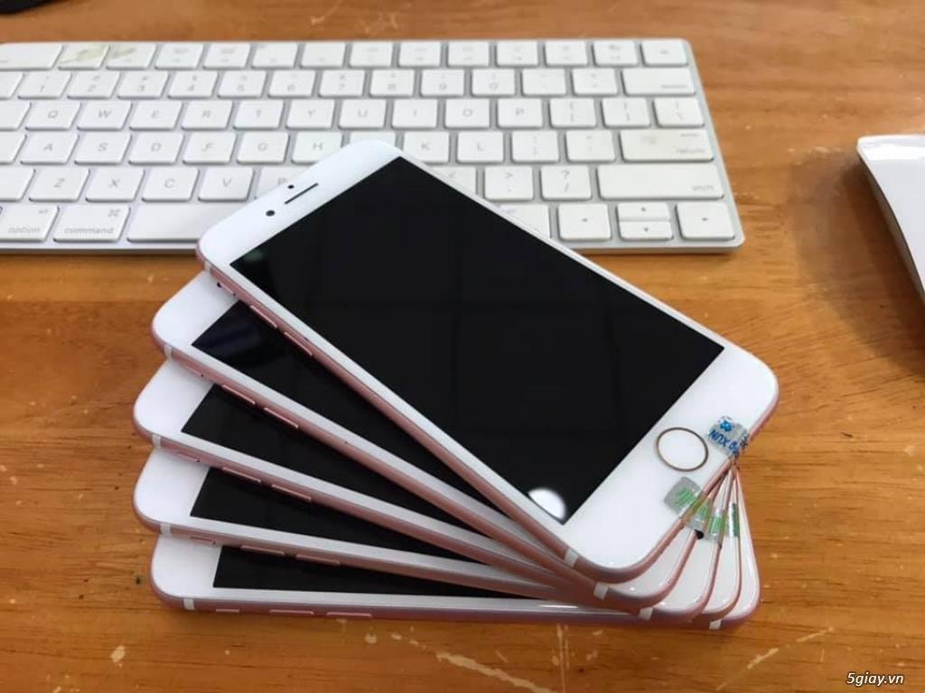 NGUYỄN HÒA MOBILE / iPhone 7G  128g Fulbox Quốc Tế Cũ Đẹp 99% Zin all 100% - Hỗ Trợ Trả Góp Nhanh - 10