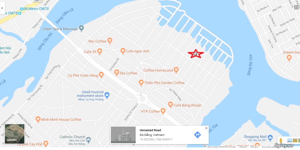 Cần bán đất khu đảo VIP Hòa Xuân, Đà Nẵng
