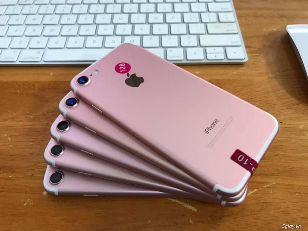 NGUYỄN HÒA MOBILE / iPhone 7G  128g Fulbox Quốc Tế Cũ Đẹp 99% Zin all 100% - Hỗ Trợ Trả Góp Nhanh - 11