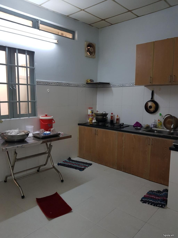 Cho thuê nhà đường Phạm Thế Hiển phường 7 - 2