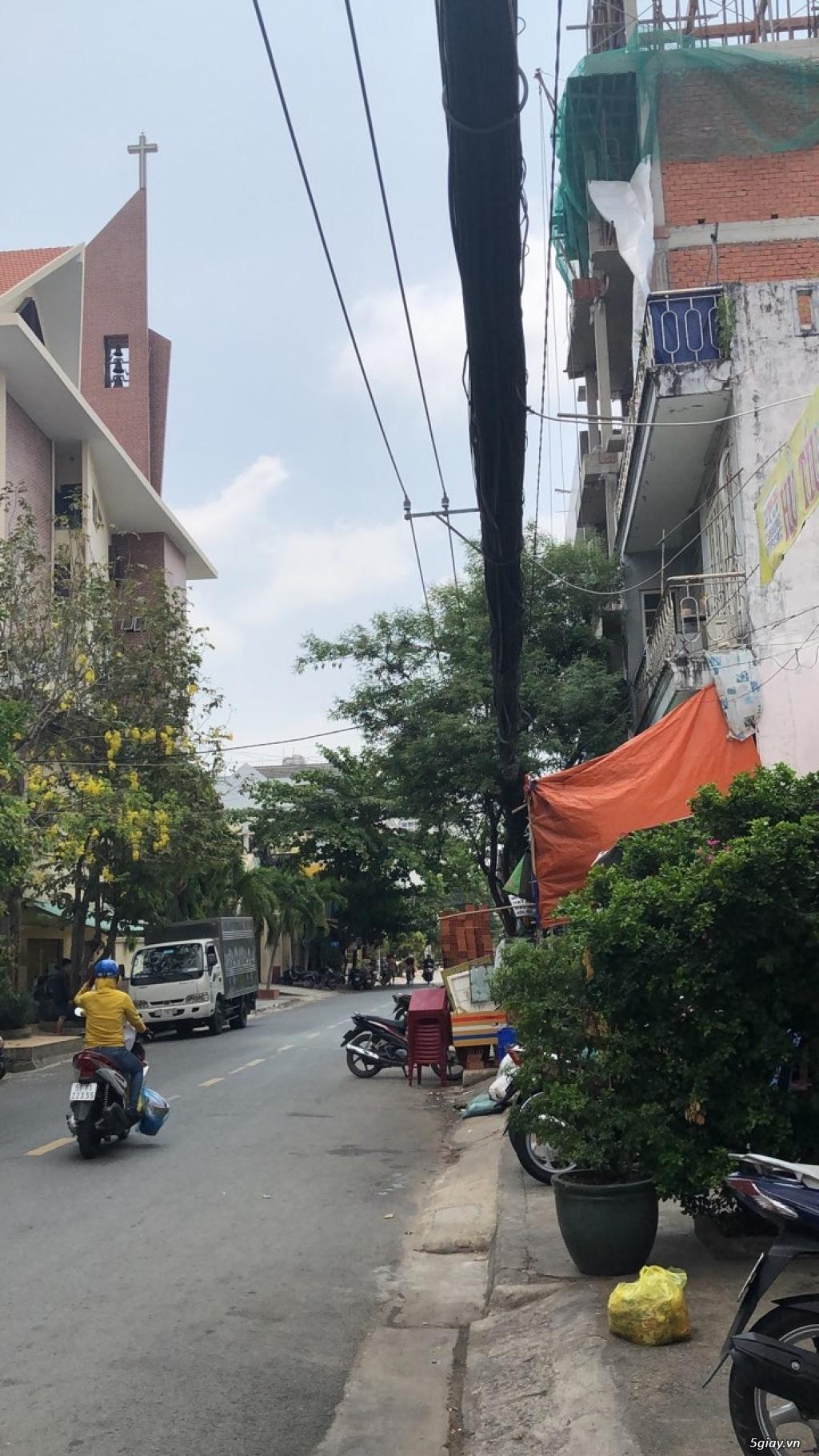 Bán nhà mặt tiền đường Phan Huy Thực, Phường Tân Kiểng, Quận 7 - 1