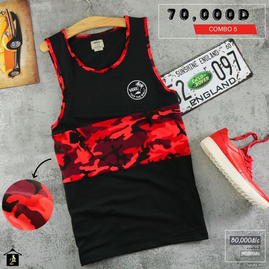 CHƯƠNG TRÌNH SALE CỰC SHOCK  VỚI MẪU ÁO THUN ASOS CHỈ 69.9K - 10