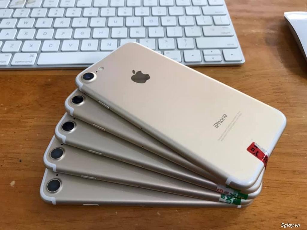 NGUYỄN HÒA MOBILE / iPhone 7G  128g Fulbox Quốc Tế Cũ Đẹp 99% Zin all 100% - Hỗ Trợ Trả Góp Nhanh - 15