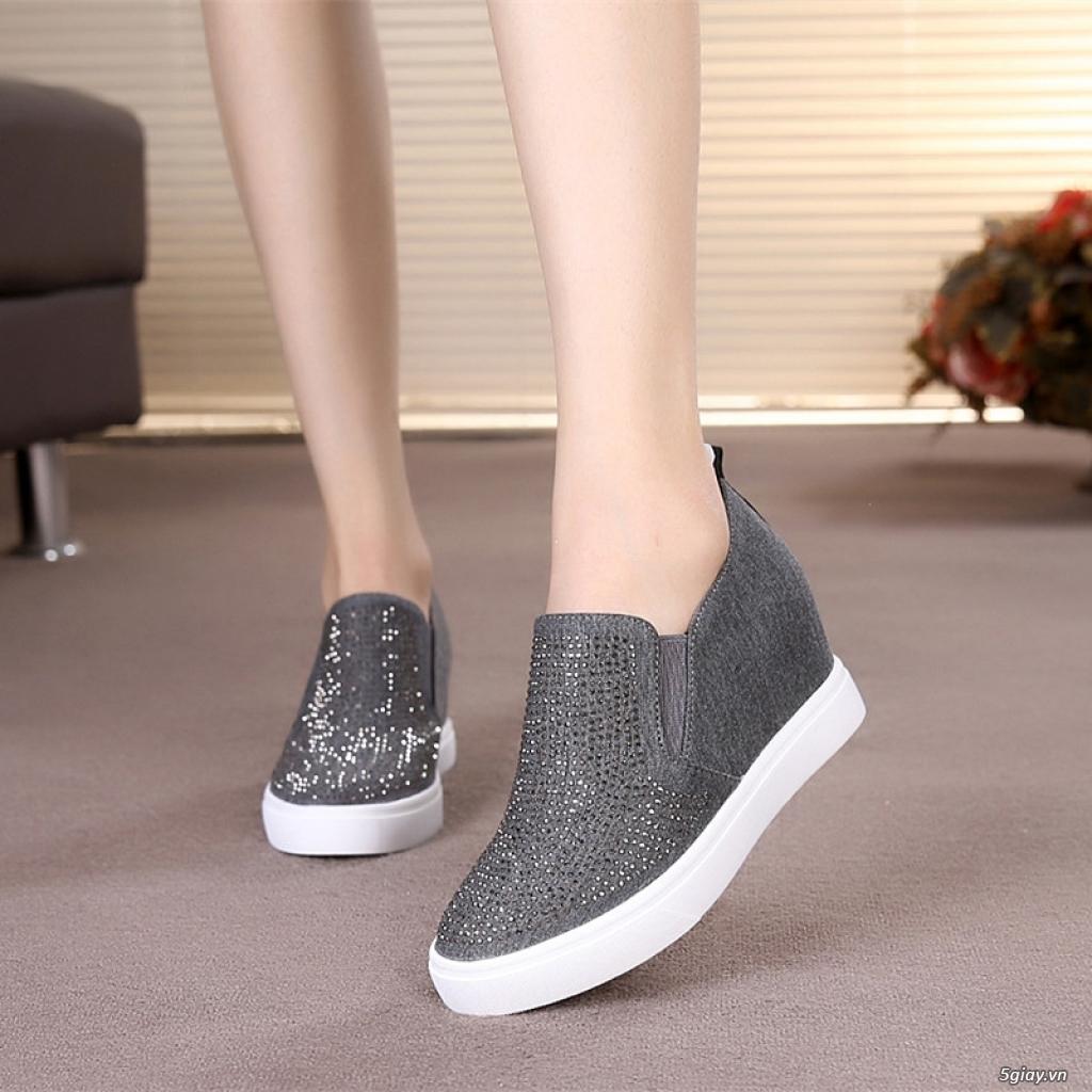 Giày nữ tăng chiều cao chất lượng tphcm - 7