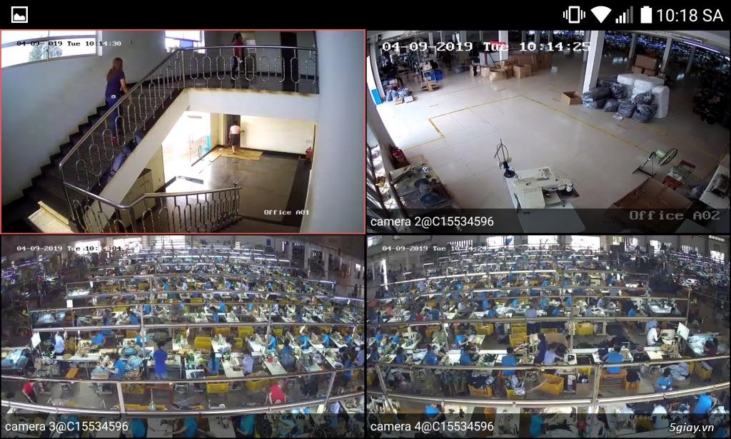 Trọn bộ 4 Camera 2mp DAHUA giá chỉ 3,5tr - 3
