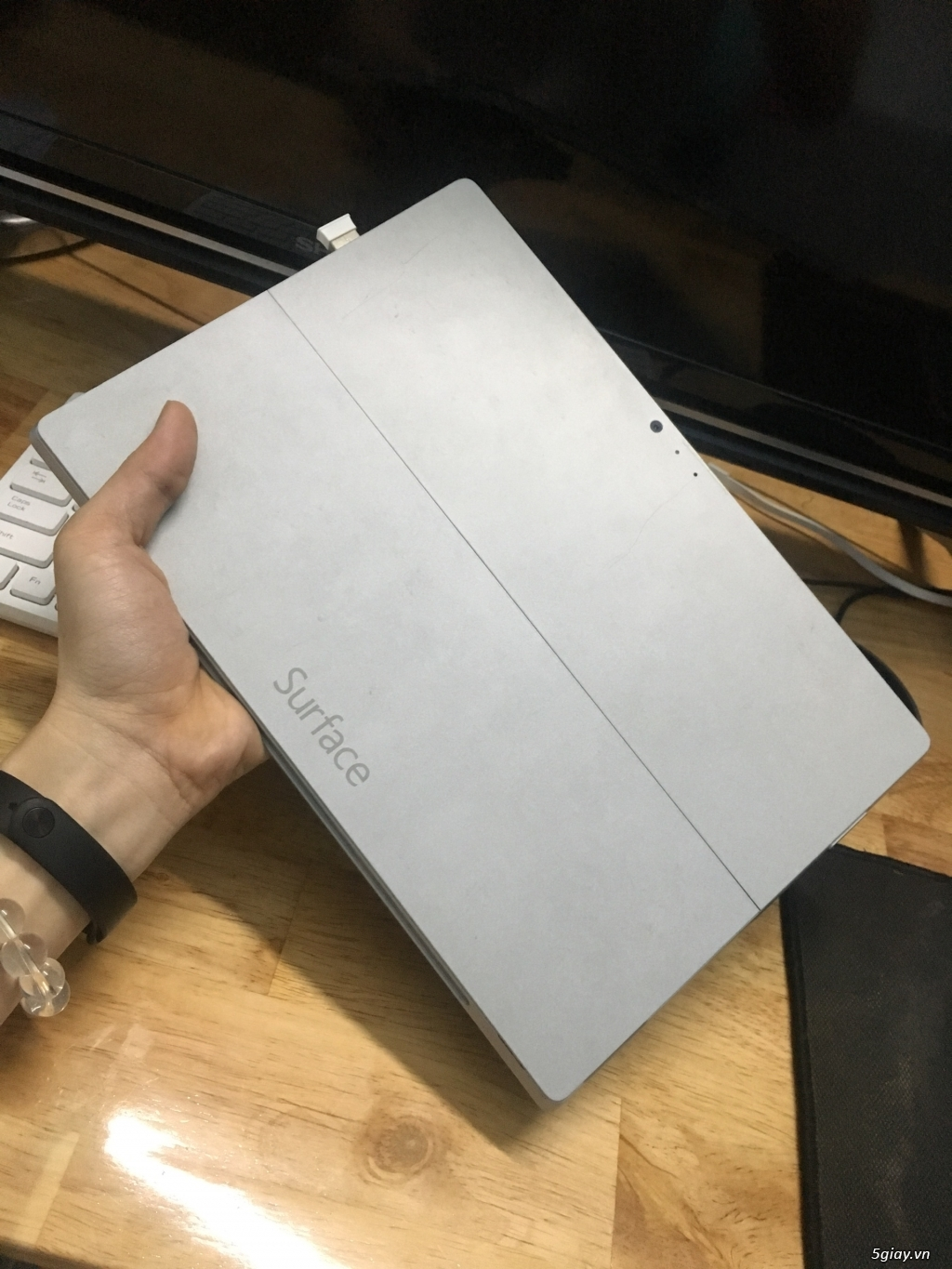 Bán Surface Pro 3 SSD 128GB Core i5 - 1