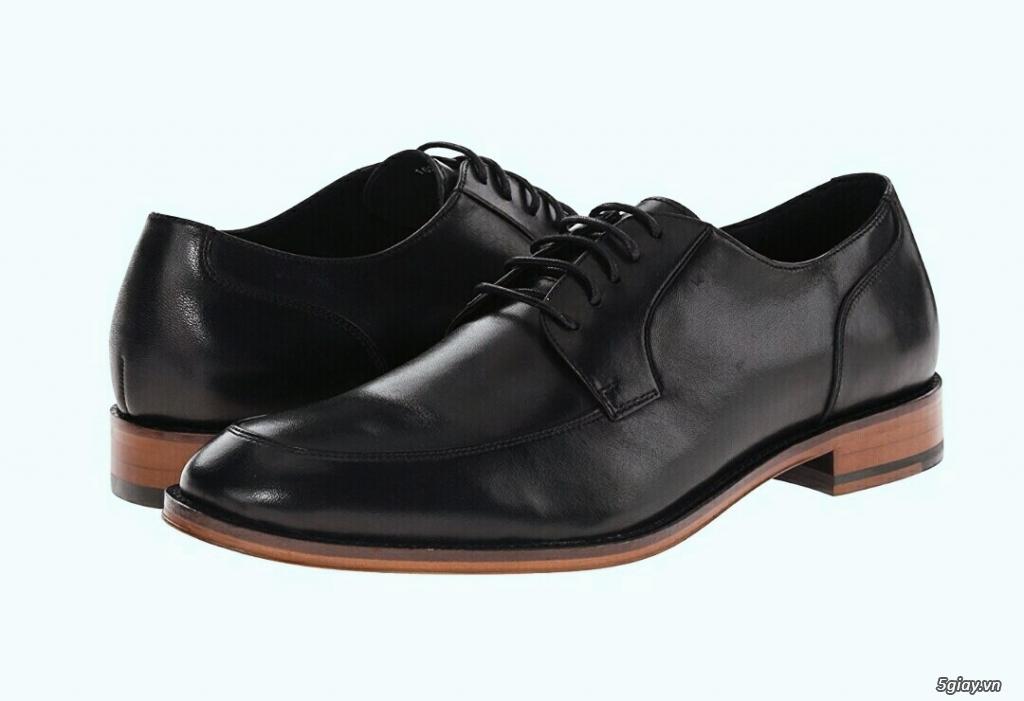 Giày nam da bê hàng hiệu Bacco bucci chính hãng giá tốt. - 12