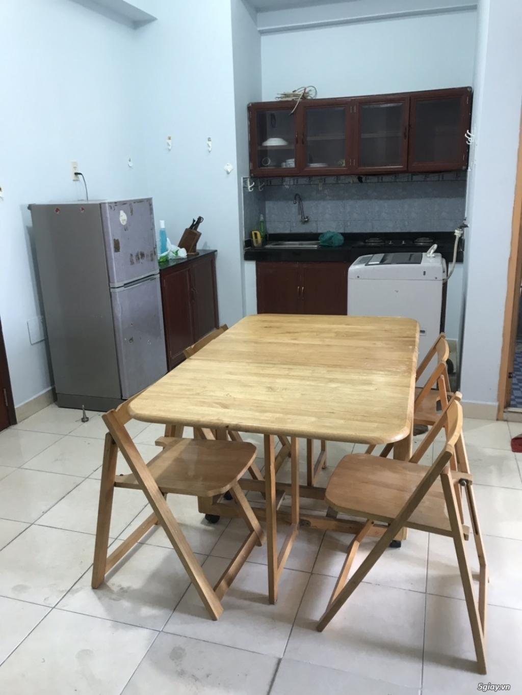 Cho thuê căn hộ Quận Bình Tân Nguyễn quyền plaza 52m, 2pn - 2
