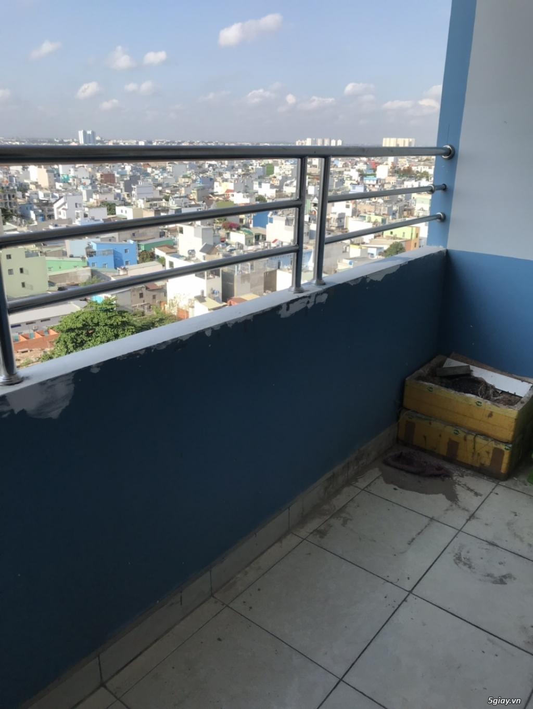 Cho thuê căn hộ Quận Bình Tân Nguyễn quyền plaza 52m, 2pn - 6