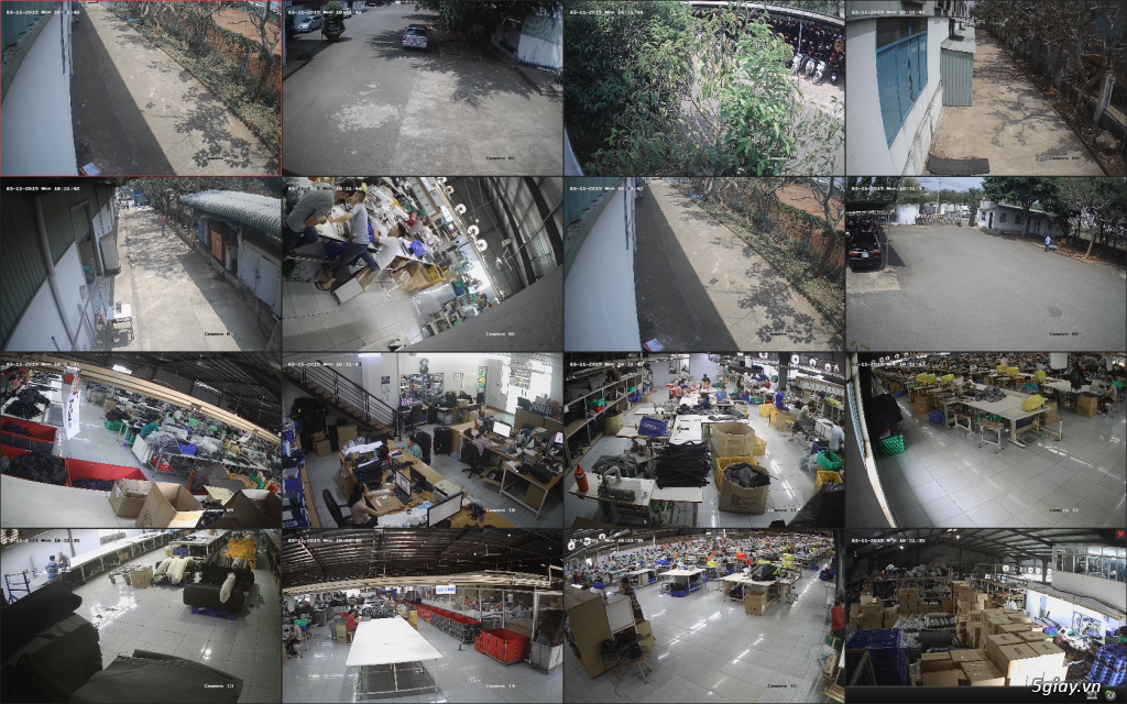 Trọn bộ 4 Camera 2mp DAHUA giá chỉ 3,5tr - 7