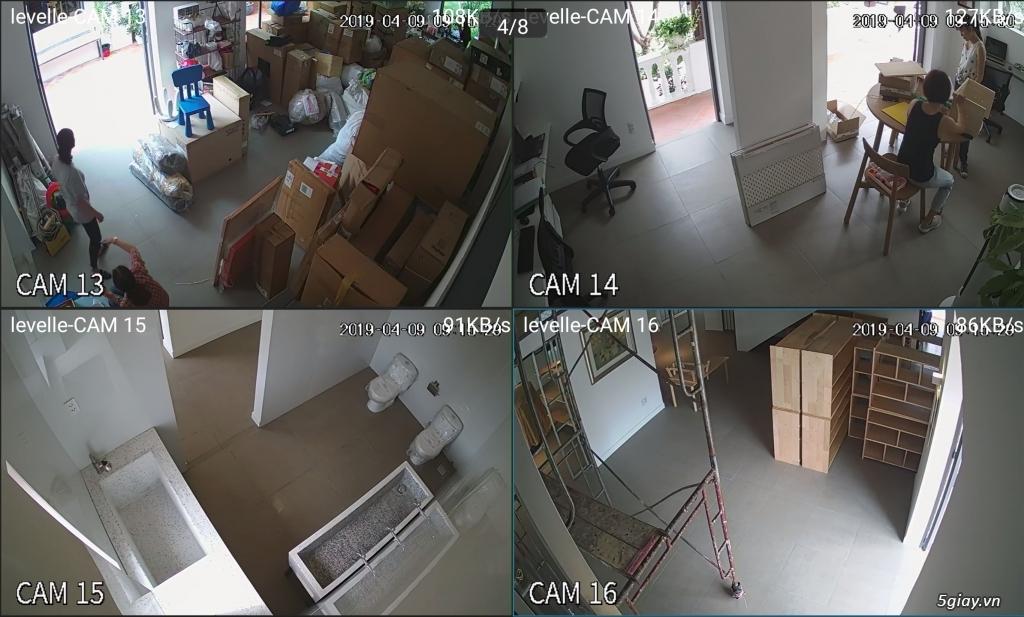 Trọn bộ 4 Camera 2mp DAHUA giá chỉ 3,5tr - 2