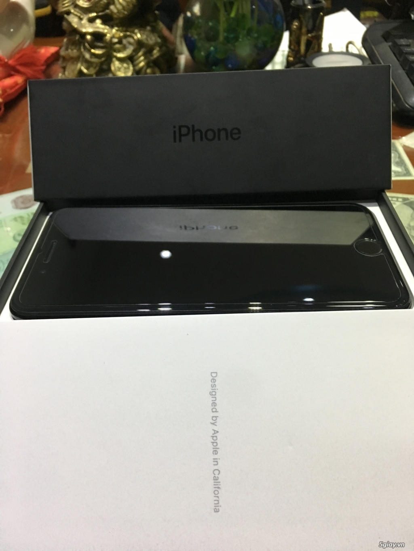 Bán iPhone 7 Plus 128G Đen Bóng Quốc Tế Đẹp Như Mới Full Box Zin All - 1