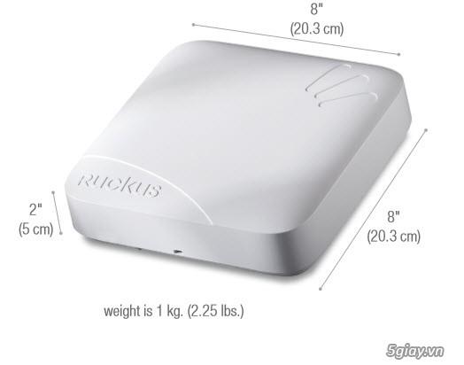Thiết bị phát sóng Wifi cao cấp Ruckus 7982 (Siêu bền, Siêu chịu tải)