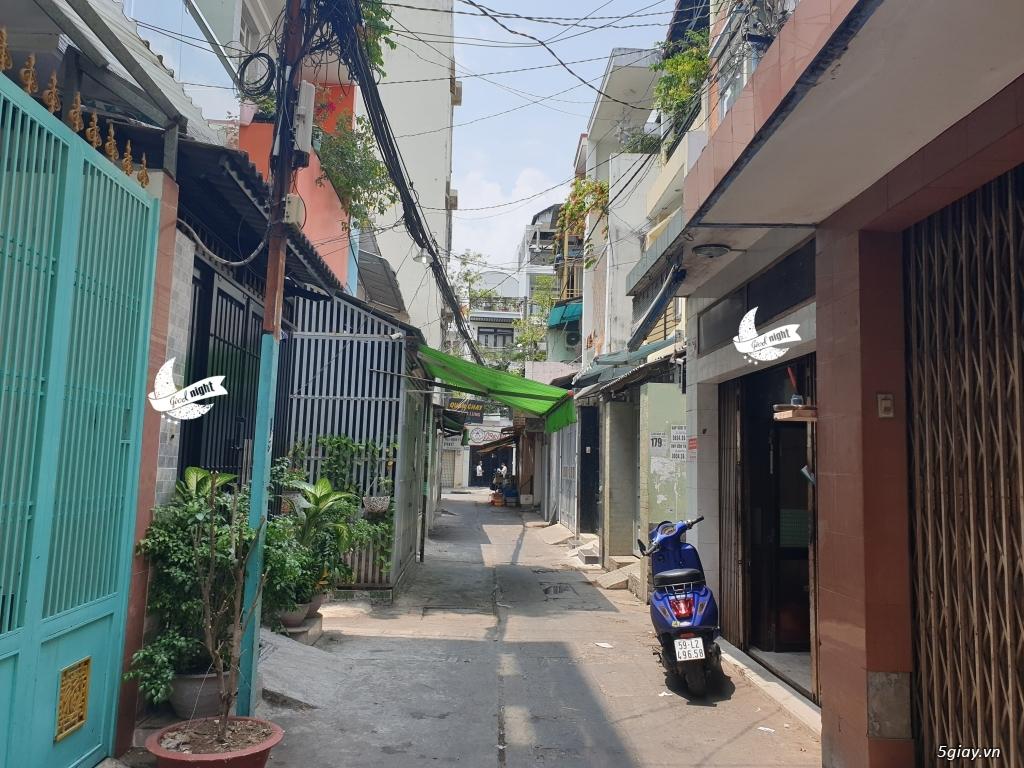 Chính chủ bán nhà nát Tổng Lung-trung tâm quận11-cách Lê Đại Hành 100m - 2