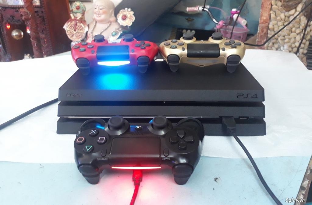 Máy game PS4 Pro 1Tb chính hãng
