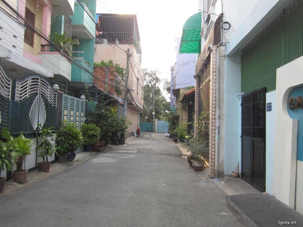 Bán nhà hẻm 281/27/6 Lê Văn Sỹ, P.1 Tân Bình