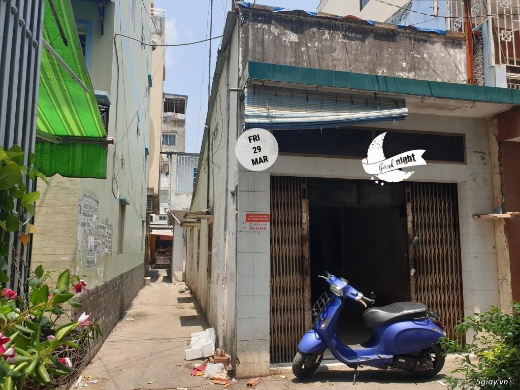 Chính chủ bán nhà nát Tổng Lung-trung tâm quận11-cách Lê Đại Hành 100m