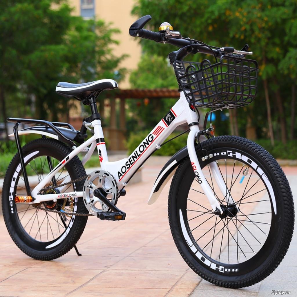 Xe đạp thể thao học sinh nam có đề - 3