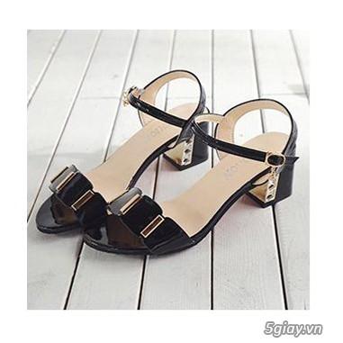 Giày sandal nữ big size 40 41 42 43 44 | Himistore.com - 1