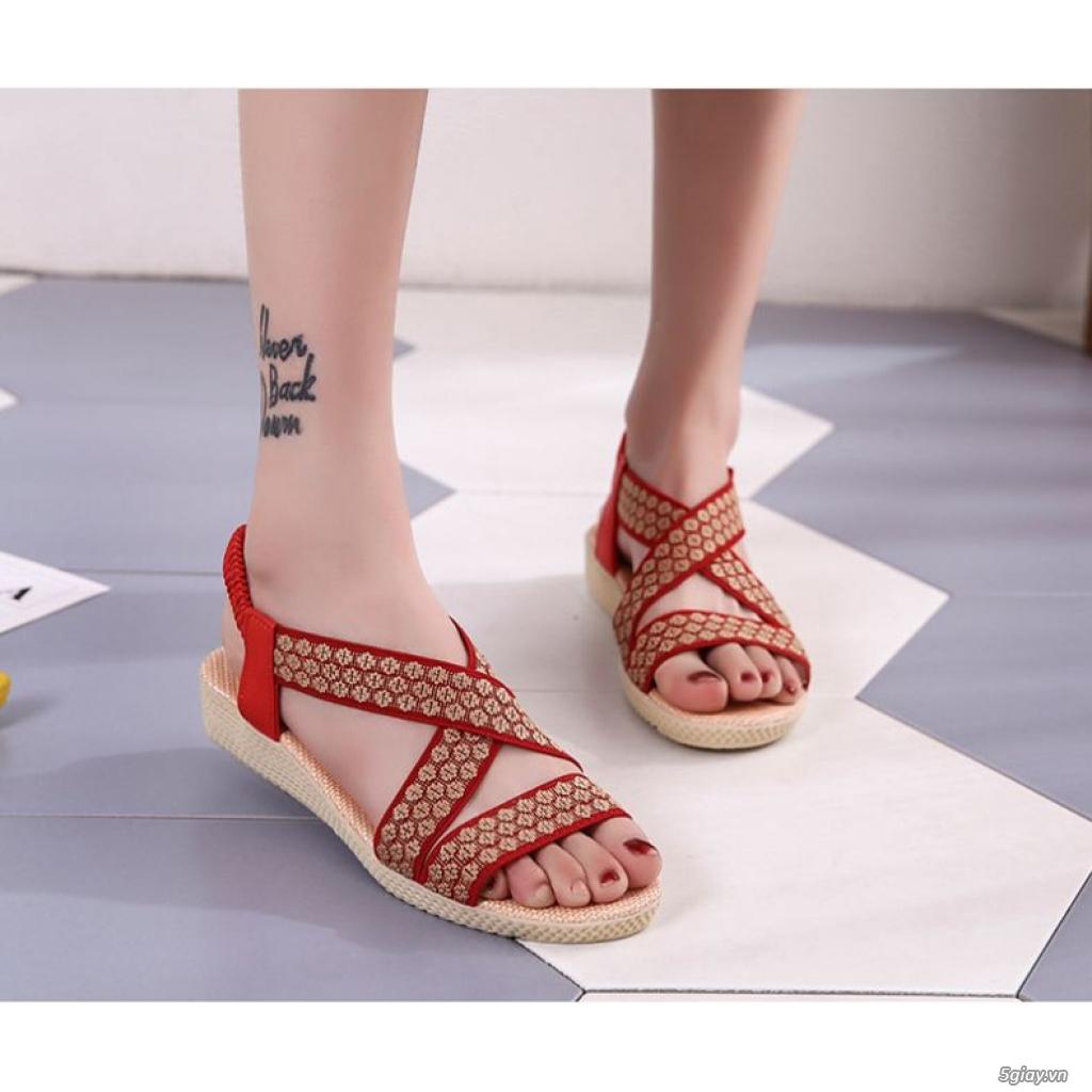 Giày sandal nữ big size 40 41 42 43 44 | Himistore.com - 9