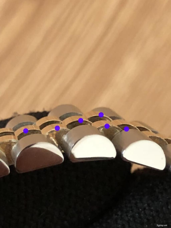 Chuyên Rolex bọc vàng 18k,độ máy chính hãng,kim cương - 6