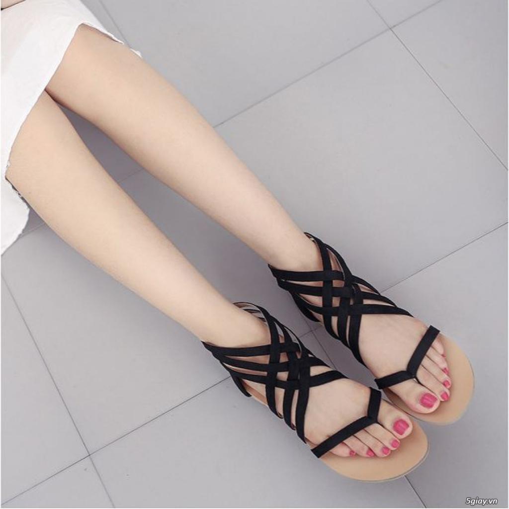 Giày sandal nữ big size 40 41 42 43 44 | Himistore.com - 5