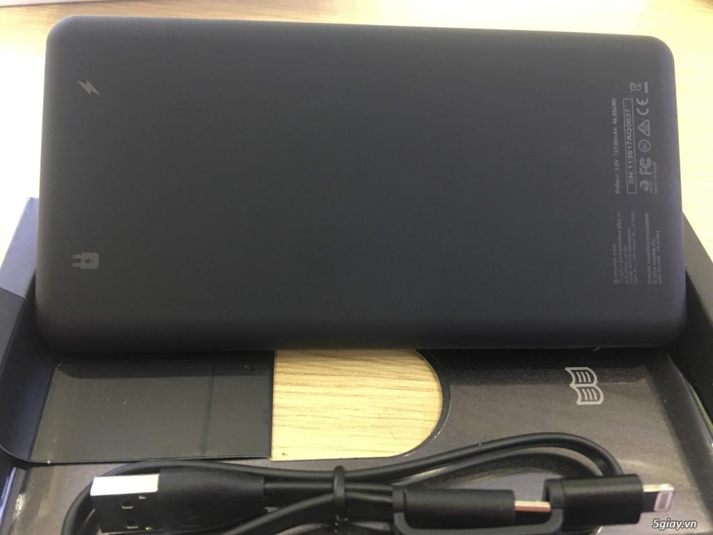 Pin dư phòng cao cấp Mophie PowerStation Plus XL 12000mAh - 4