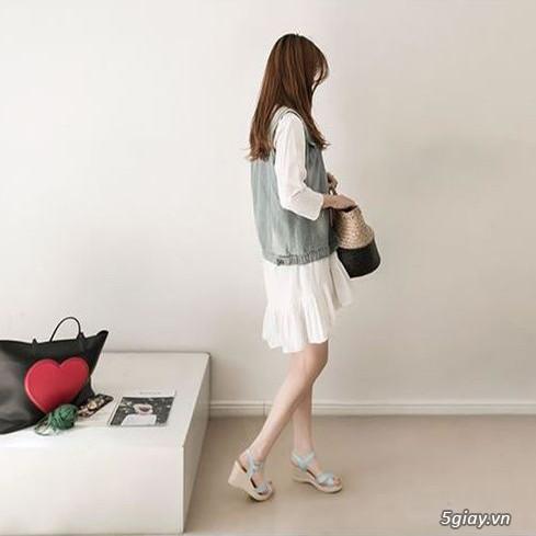 Giày sandal nữ big size 40 41 42 43 44 | Himistore.com - 14