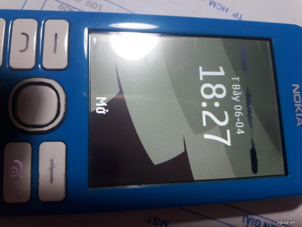 Nokia 206 bị 1 sọc ngang màn hình, nghe gọi ok tốt đẹp, chữa cháy - 2