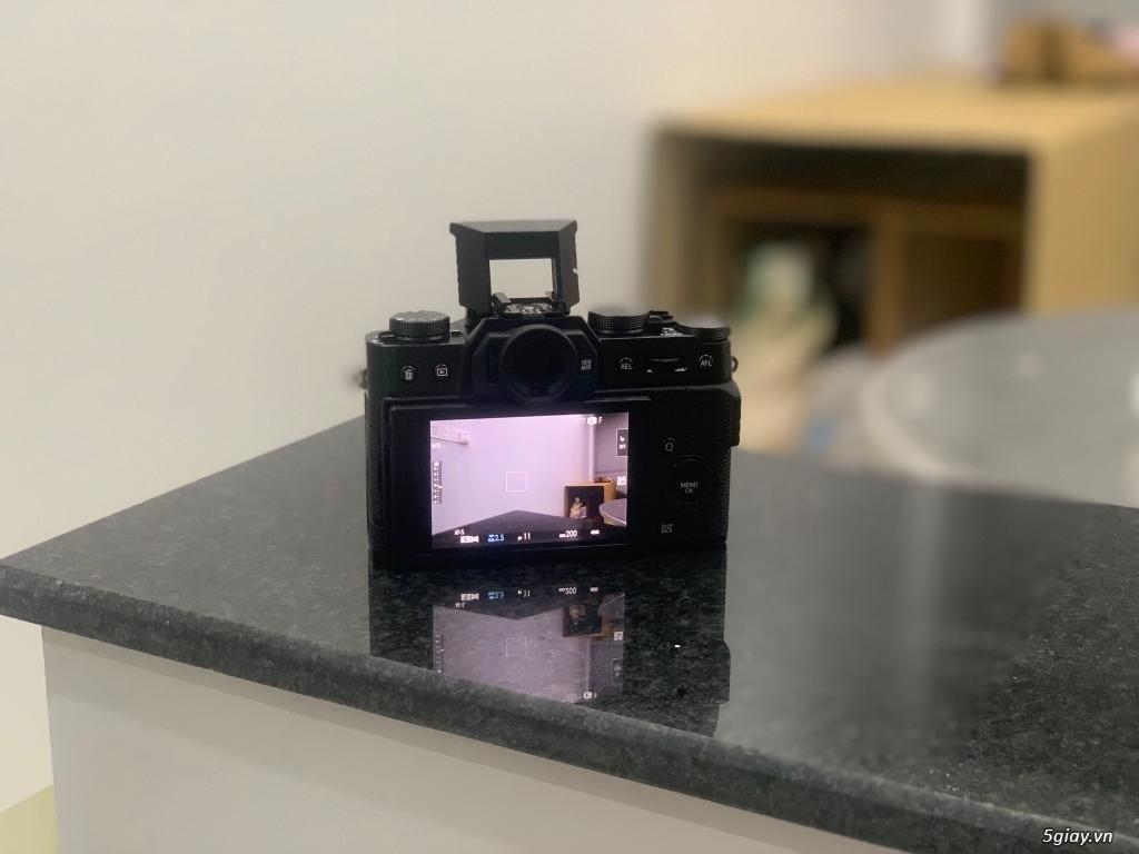 Cần bán máy ảnh Fujifilm X-T20 (24.3MP) + lens + thẻ nhớ - 2
