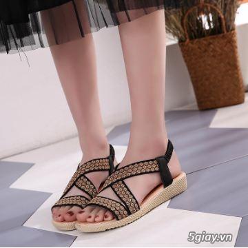 Giày sandal nữ big size 40 41 42 43 44 | Himistore.com - 8