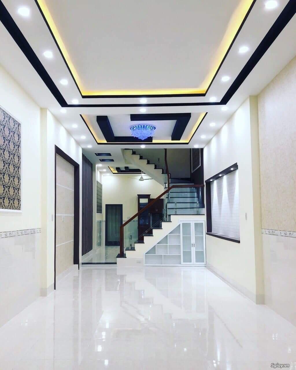 Ly dị chia tài sản, bán gấp nhà MT Tạ Quang Bữu, Q8. 1,6 tỷ - 1
