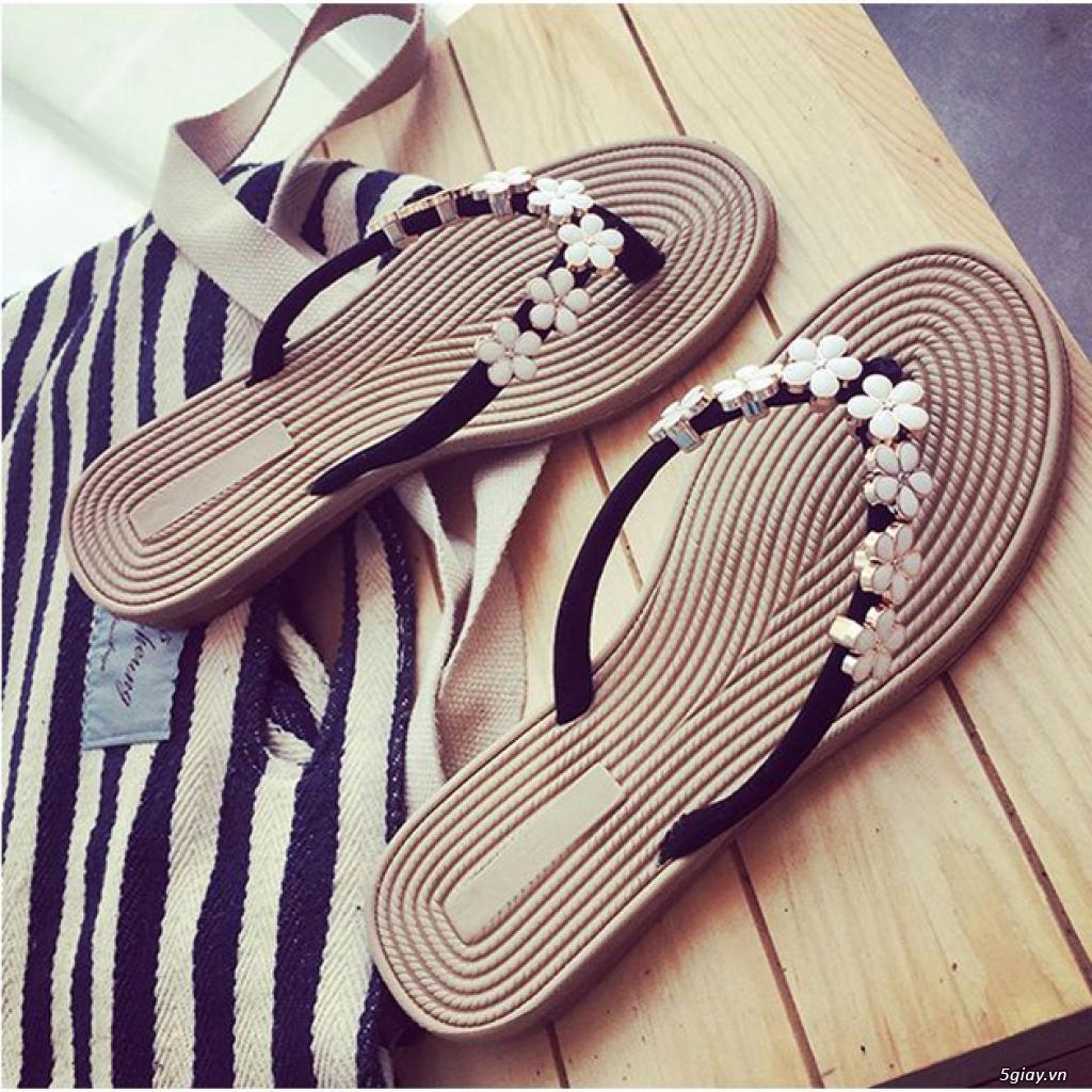 Giày sandal nữ big size 40 41 42 43 44 | Himistore.com - 13
