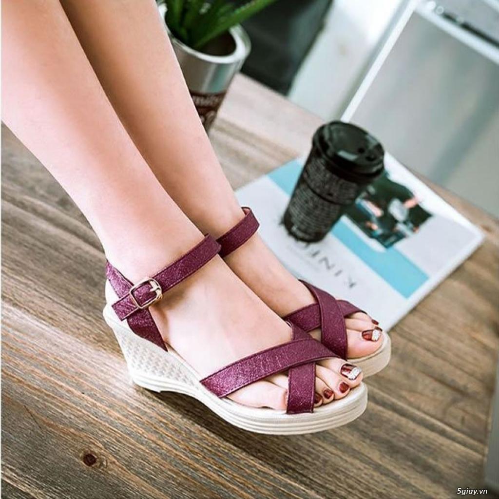 Giày sandal nữ big size 40 41 42 43 44 | Himistore.com - 16