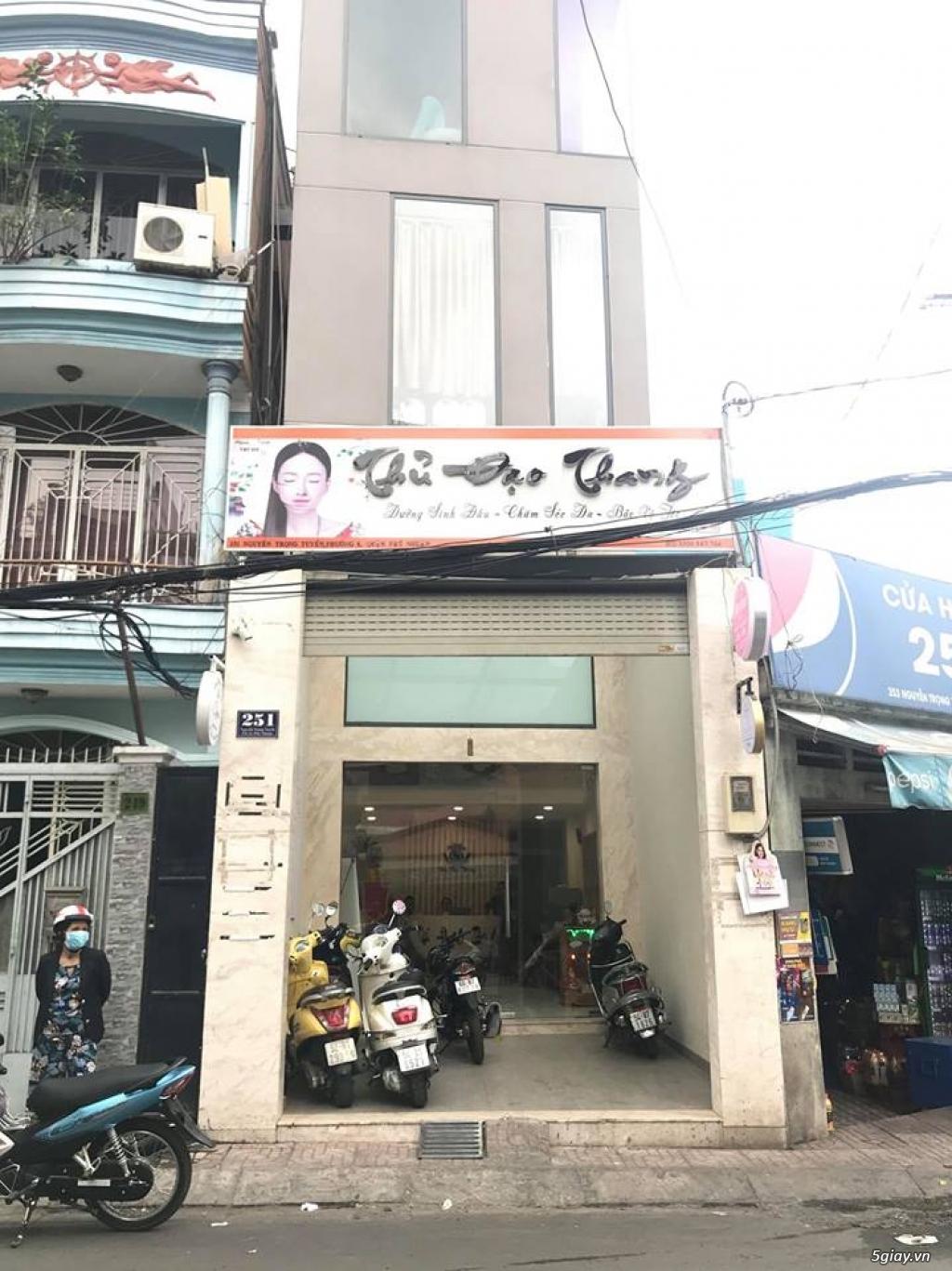 Cho thuê mặt bằng kinh doanh đường Nguyễn Trọng Tuyển, Q. Phú Nhuận - 2