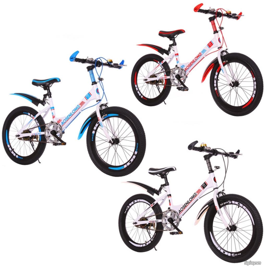 Xe đạp thể thao học sinh nam có đề - 1