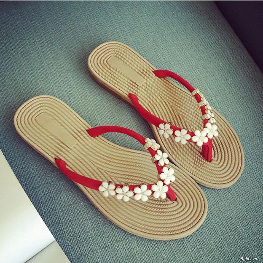 Giày sandal nữ big size 40 41 42 43 44 | Himistore.com - 10