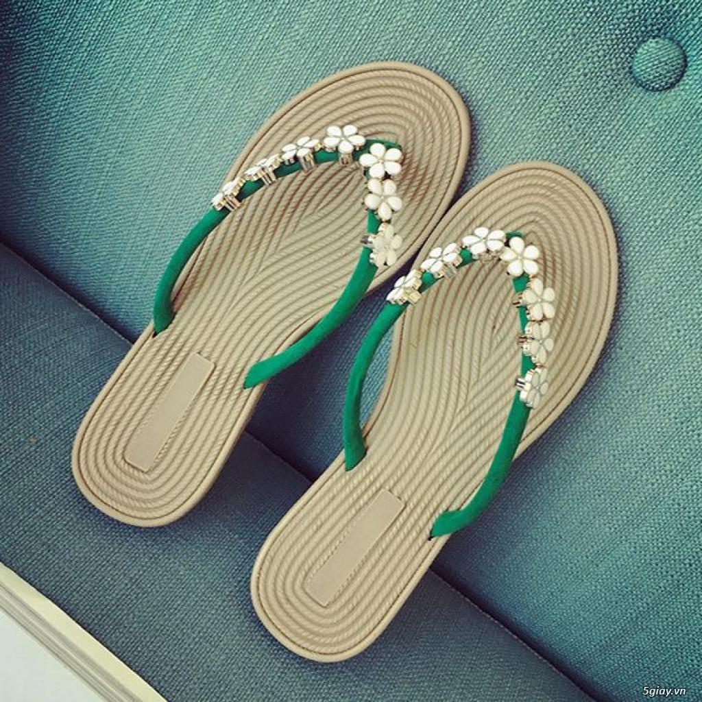 Giày sandal nữ big size 40 41 42 43 44 | Himistore.com - 11