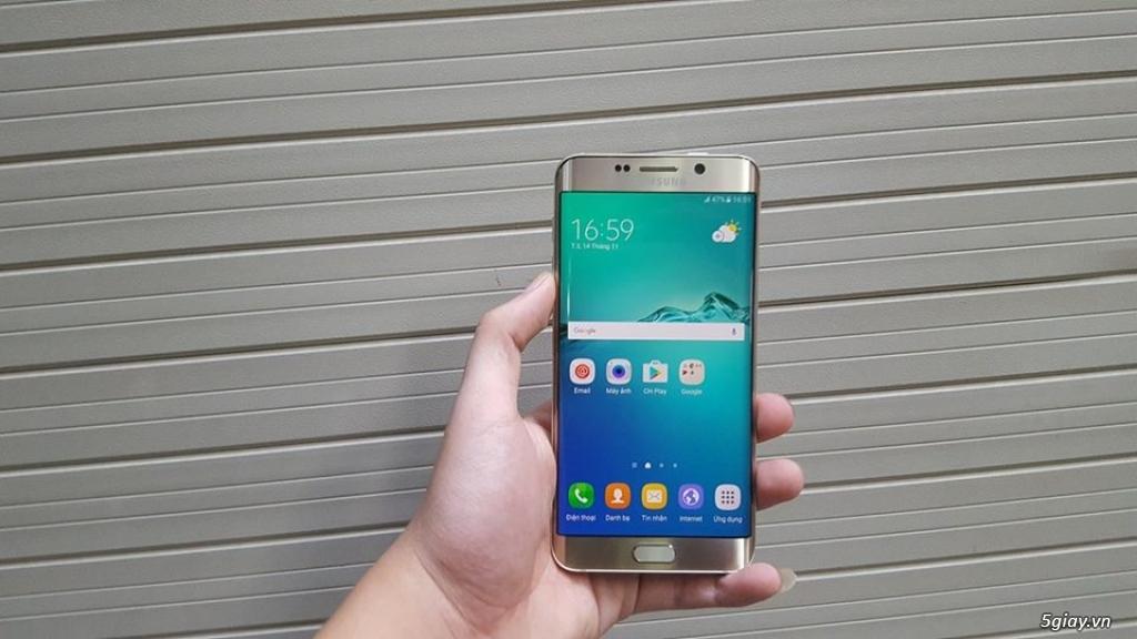 Hàng hiếm, Samsung galaxy s6 edge hàng zin đét, áp căng - 2