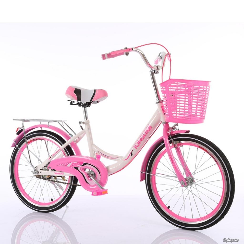 Xe đạp học sinh nữ