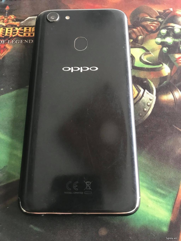 Oppo F5 zin all mới 99% bảo hành 12 tháng - 1