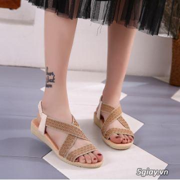 Giày sandal nữ big size 40 41 42 43 44 | Himistore.com - 7