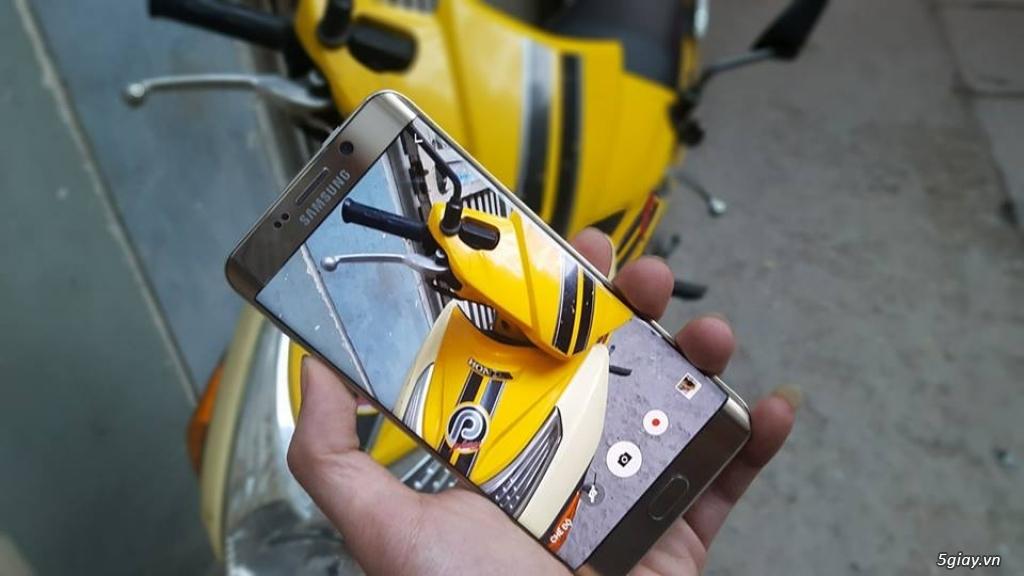 Hàng hiếm, Samsung galaxy s6 edge hàng zin đét, áp căng - 3