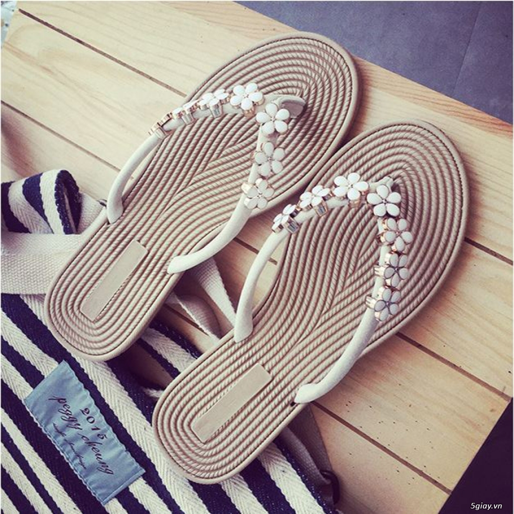 Giày sandal nữ big size 40 41 42 43 44 | Himistore.com - 12